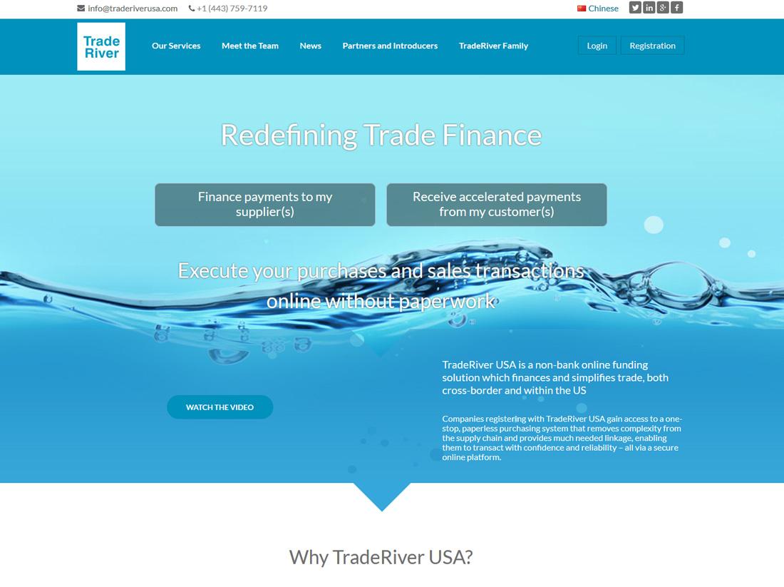 Redefining Trade Finance