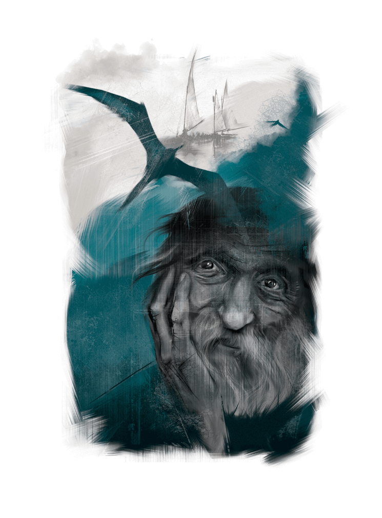 The Old Man and the Sea 01